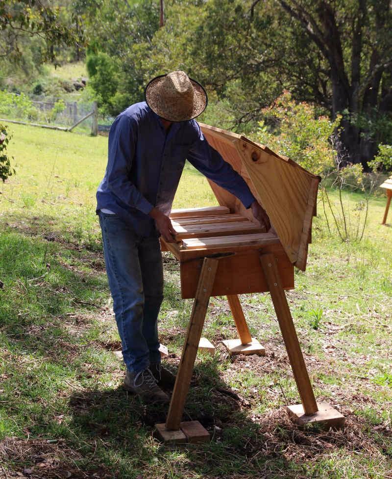 Buy Kenyan Topbar Beehives